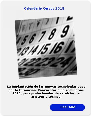 Calendario Formativo 2016