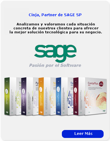 Cinja, Partner SAGE SP